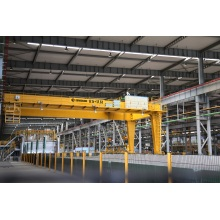 17,5 + 17,5t Beban Semi-Gantry Crane