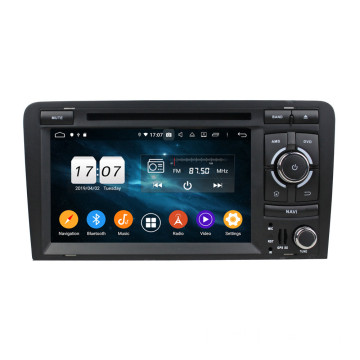 Android-infotainmentsysteem Car Stereo voor A3