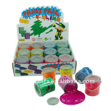 Novelty Funny Paint Pail Noise Putty Slime Toy