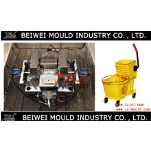 Injection Plastic Industrial Mop Wringer Bucket Mould