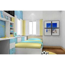 MDF Laminated Kinder Zimmer Schrank