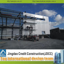 Galvanized Steel Structures Design Project