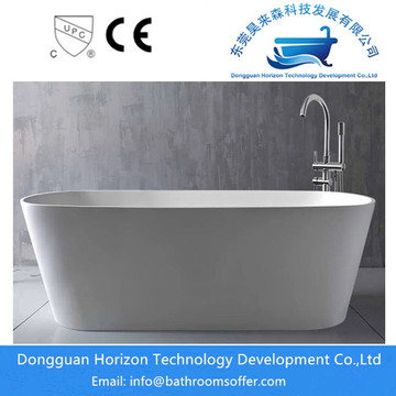 Freestanding bathtub seamless bathrooms tubs