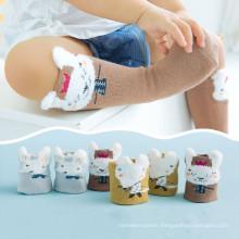 Korean style  Wholesale Cotton High Quality Anti Slip Baby Socks Cute Baby Socks