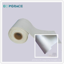 ECOGRACE kiln furnaces PPS fabric dust filter bag cloth