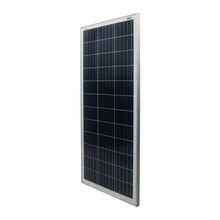 5Bus bar 100W Panel solar poli / polisristalino