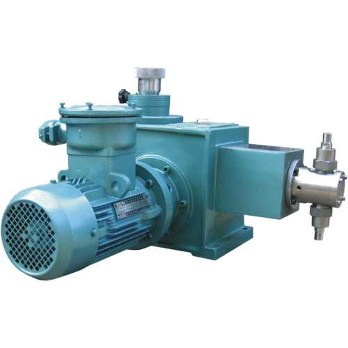Highly resistant piston Plunger Metering Pump