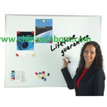 Sunboat Emaille Magnetische Schreibtafel / Schule / Büro verwenden