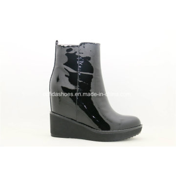 Sexy High Heels Leather Women Boots