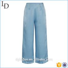 Pantalones sueltos al por mayor del verano de las señoras de los pantalones casuales de las señoras
