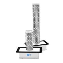 Воздушный фильтр с фотокатализатором для вентиляции и кондиционирования воздуха uvc