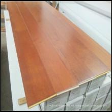 Suelo de madera Merbau Engineered con UV laqueado