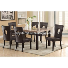 Durable dining table and chair furniture XYN1479
