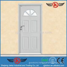 JK-SW9001 main steel wooden door design
