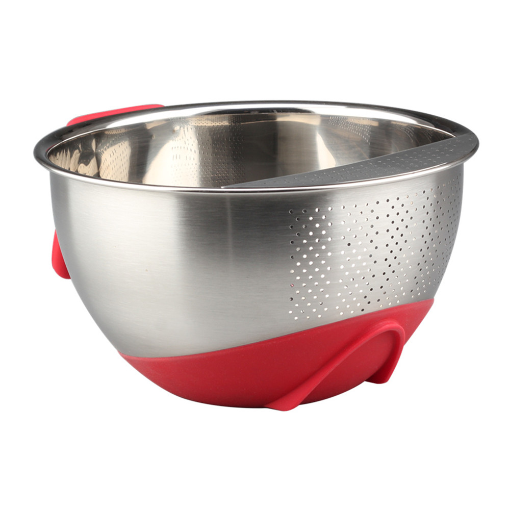 Hand Washing Rice Colander
