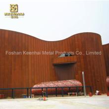 Exterior Wall Cladding Rusting Finish Corten Steel Plate (KH-CS-03)