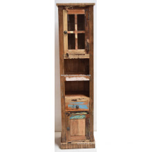 Recycled Wooden Display Regal