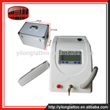 Permanent professional laser tattoo removal beauty machine