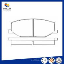 Venta caliente almohadillas de freno chino de alta calidad 5511080000