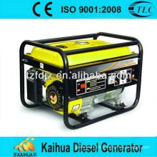 Family use 5 KW Honda/Yamaha open type generator set