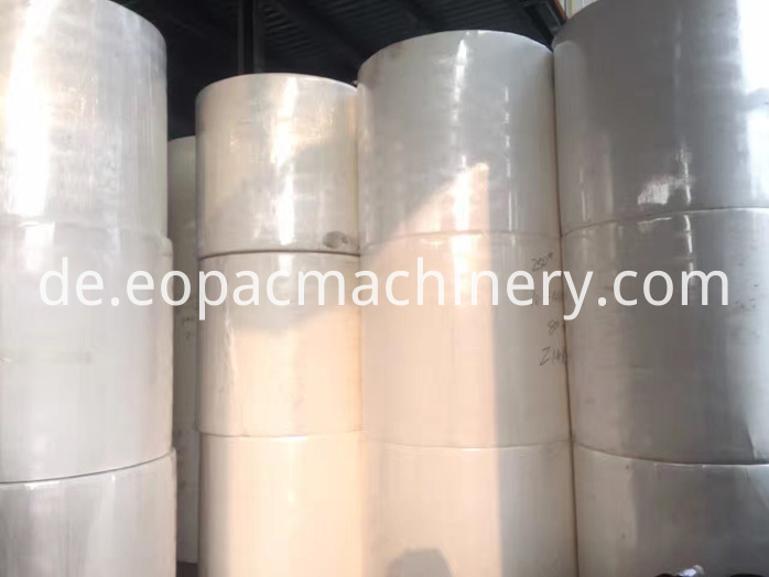 Cylinder packaging machinery