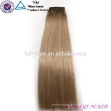 Extensiones al por mayor sin pelo de la trama de la piel
