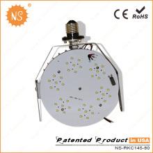 Lâmpada boa dos jogos de retrofit do diodo emissor de luz do motorista E26 80W do meio da microplaqueta do diodo emissor de luz do CREE