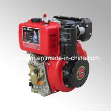 Moteur diesel avec filtre à air à bain d'étanchéité et à bain d'huile (HR186FA)