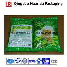 Gravure Printing Customized Three Seal Cat Litter Packaging Plastic Bags