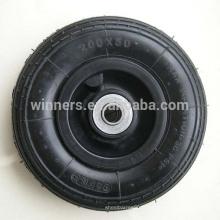 """200x50mm petite roue de pneu en caoutchouc pneumatique 8 """""""