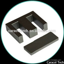 Mn-zinc Flyback Ferrite EI 28Transformer Iron Core for Transformer