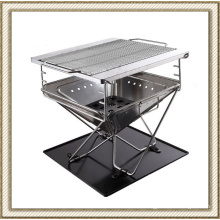 Stainless Steel BBQ Grill (CL2C-ANS48)