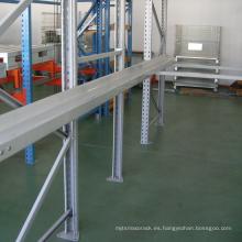 Heavy Duty Drive-in Racking Pallet Rack System Estante de almacenamiento
