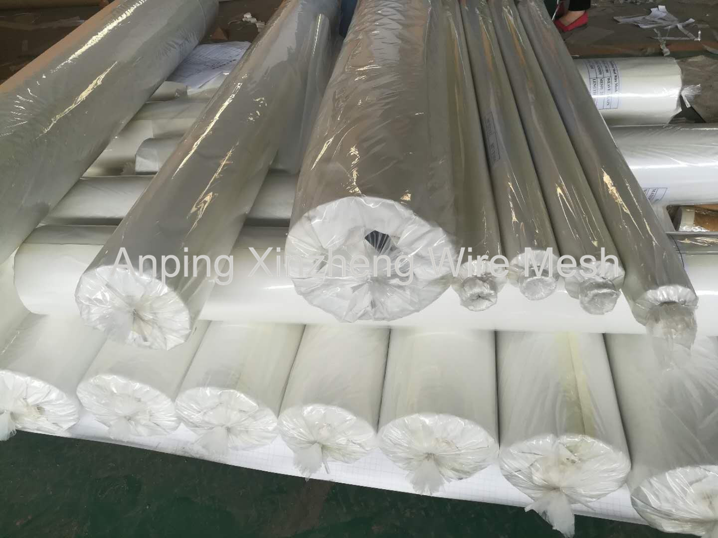 SS Wire Mesh Twilled Weave