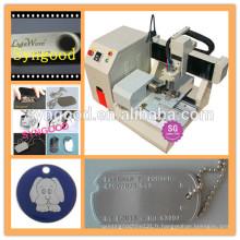 Routeur CNC Syngood Mini SG4040 / SG3040-special pour la gravure d'étiquettes chien à bas prix