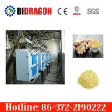 Автоматическая установка для производства порошка имбиря для горячего розлива с 400 кг / ч