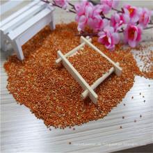 Chinesische rote Hirse für die Fütterung, Vogelsamen