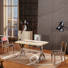 Wooden Restaurant Furniture Set with Special Design Chair (SP-CT822)