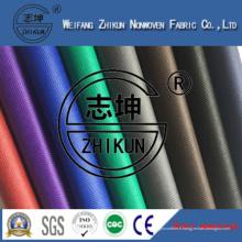 Tissu non-tissé de Spunbond de pp blanc de 100% pour des sacs de bricolage / achats