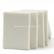 Оптовая OEM белый квадрат стекаются слоеного макияж, макияж NR Губка горячей продажи