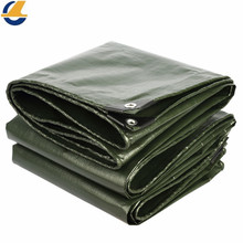 Water Resistant Canvas Poly Tarps