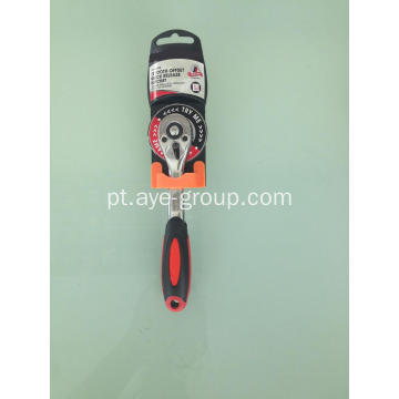 1/4-Inch plástico alça Ratchet Handle Wrench 72 dentes