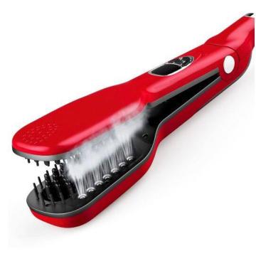 Выпрямление волос творческие волос Аппарат для разглаживания волос Паровая гребень паровая щетка
