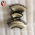 China New Products Gr9 Titanium Alloy Pipe Fittings