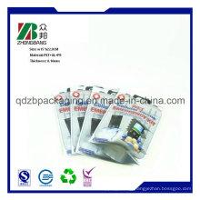 Aluminum Foil Zip Lock Bag Manufacturer