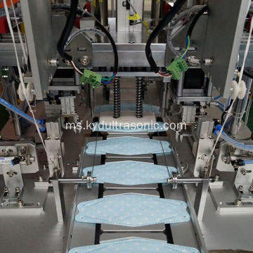 Jenis Mesin Face Mask Blank Making Machine