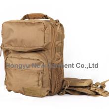 Supervivencia de la caza fuera del poliester Military Military Backpack (HY-B076)