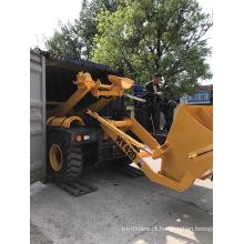 Misturador de concreto com carga automática HY200 Misturador de concreto portátil
