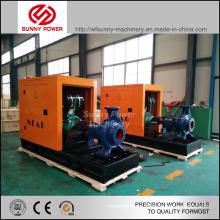 Pompe à eau à moteur diesel pour nettoyage à haute pression
