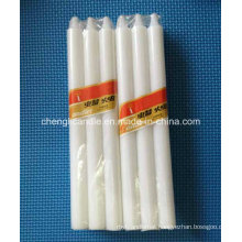 28g White Pillar Candle for Congo